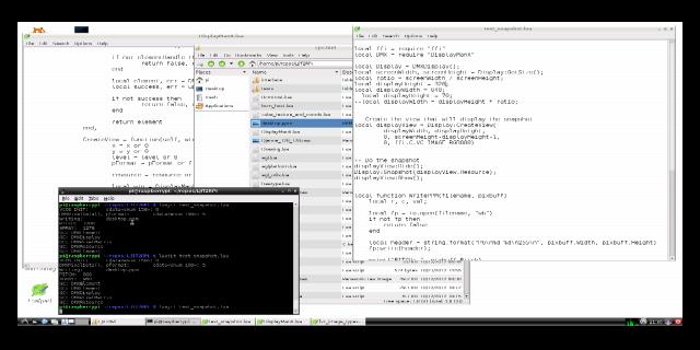 VideoCore programming with LuaJIT - Raspberry Pi Forums