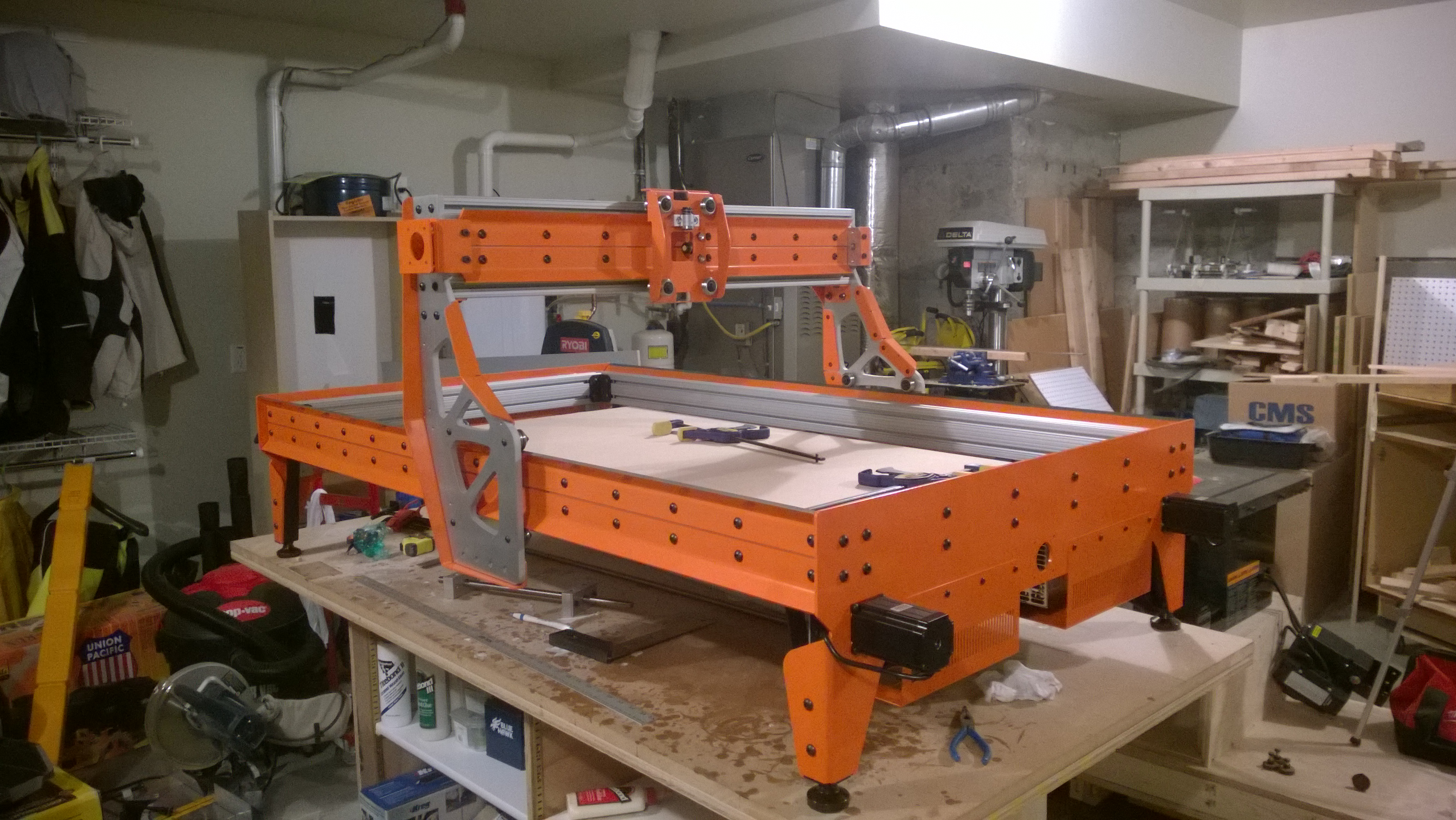 Platform Cnc William A Adams Diy Mill Wp 20150122 0031