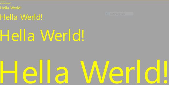 HellaWerld